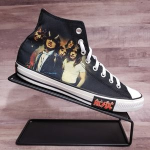 Converse All Star AC/DC Highway To Hell High Tops